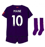Liverpool FC Mini Kit 2018-2019 Away