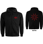 Slipknot Sweatshirt unisex - Design: 9 Point Star
