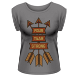 T-Shirt Four Year Strong  330632