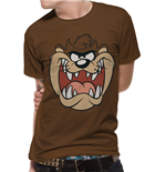 T-Shirt Looney Tunes Taz Face (Unisex)