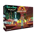 Rick and Morty Brettspiel The Anatomy Park *Englische Version*