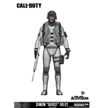 Call of Duty Actionfigur Simon 'Ghost' Riley Variant Exclusive incl. DLC 15 cm