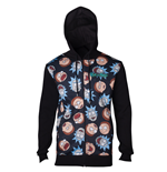 Sweatshirt Rick and Morty 331250