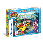 Puzzle Mickey Mouse 331499