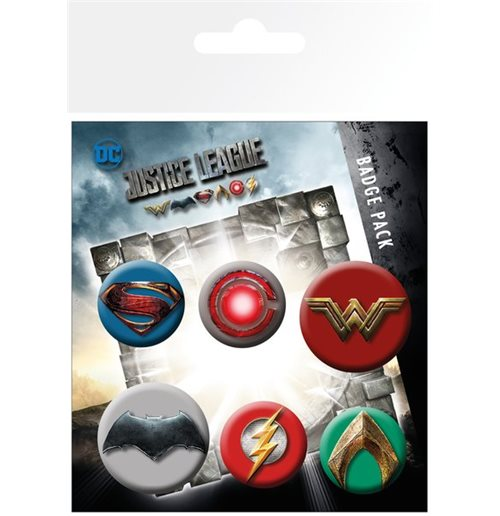 Brosche Justice League 331690