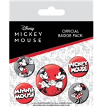 Brosche Mickey Mouse 331708