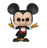 Actionfigur Mickey Mouse 331775