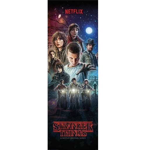 Poster Stranger Things 331800
