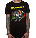 The Ramones T-Shirt - Design: Team Ramones V11