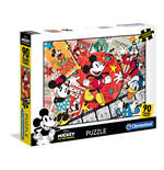 Puzzle Mickey Mouse 332049