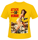 T-Shirt Attack Of The 50FT Woman 332236