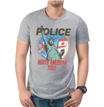 Police T-Shirt - Design: Nth American Tour