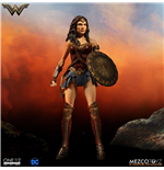DC Comics Actionfigur 1/12 Wonder Woman 17 cm