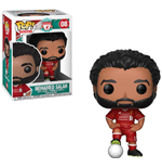 EPL POP! Football Vinyl Figur Mohamed Salah (Liverpool) 9 cm