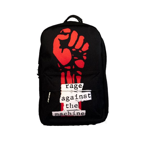 Rage Against The Machine Rucksack FISTFULL