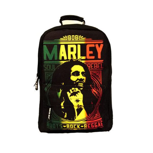 Bob Marley Rucksack ROOTS ROCK