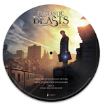 Vinyl James Newton Howard - Fantastic Beasts & Where To Find Them
