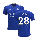 Leicester City F.C. Fusskball Trikot 2018-2019 Home