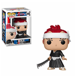 Bleach POP! Animation Vinyl Figur Renji 9 cm
