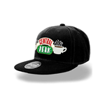 Friends Snapback Cap Central Perk Logo