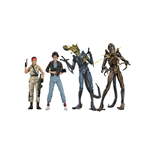 Alien Actionfigur - Design: Series Twelve 7 Inch Assorted Set Of 4