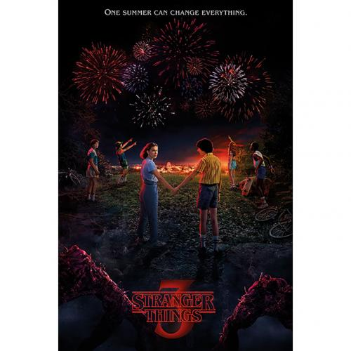 Stranger Things Poster 3 Poster 191