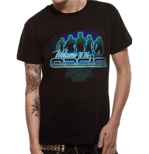 T-Shirt Ready Player One 334148