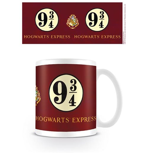 Tasse Harry Potter  (Platform 9 3/4)