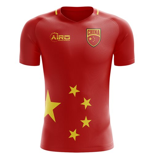 China Fussball Fusskball Trikot 2018-2019 Home