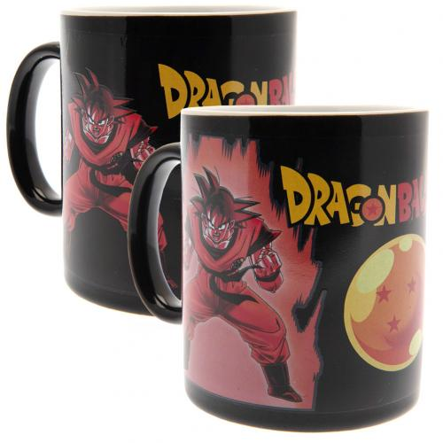 Tasse Dragon Ball Z Heat Changing Mug