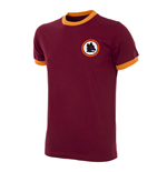 AS Roma 1978 - 79 Fussball Shirt Retro mit kurzen Ärmel