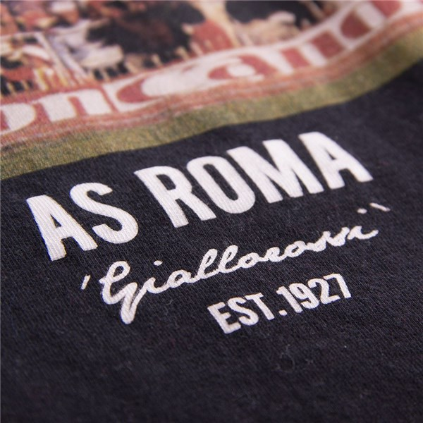 T-Shirt AS Roma Tifosi