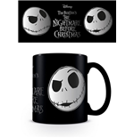 Nightmare Before Christmas Foil Tasse Jack Face