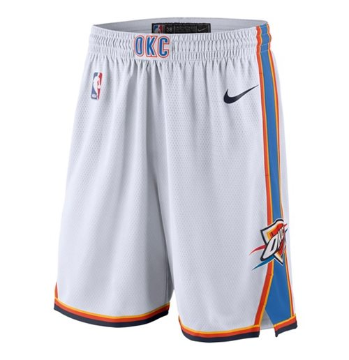 Oklahoma City Thunder Swingman Shorts Classic Edition
