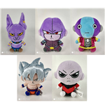 Dragonball Super Plüschfiguren 15 cm Serie 2 Display (6)