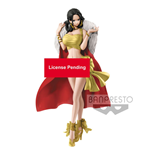 One Piece Glitter & Glamours Figur Boa Hancock Christmas Style A 25 cm