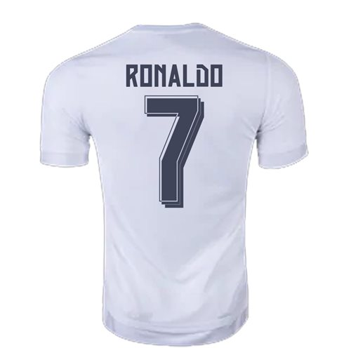 Real Madrid Fusskball Trikot 2015-2016 Home