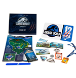Jurassic World Deluxe Geschenkbox Welcome to the Park