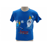T-Shirt Adventure Time 337640