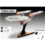 Star Trek Level 5 Modellbausatz mit Sound & Leuchtfunktion 1/600 USS Enterprise NCC-1701