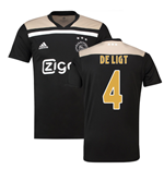 Ajax Fusskball Trikot 2018-2019 Away