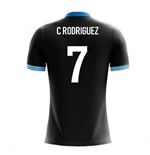 Uruguay Fussball T-Shirt 2018-2019 Away