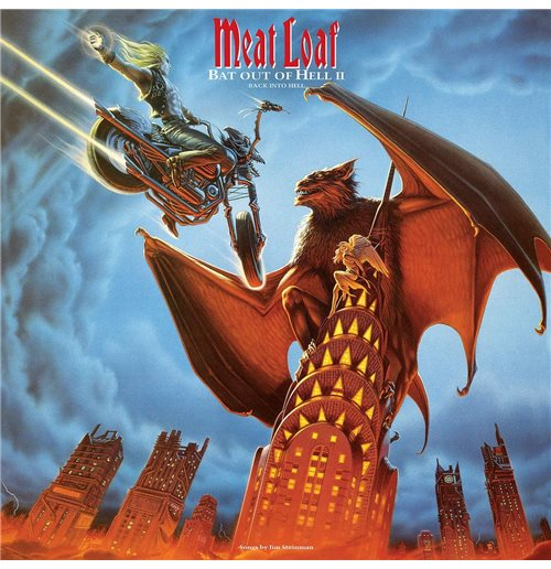 Vinyl Meat Loaf - Bat Out Of Hell II: Back Into Hell (2 Lp)