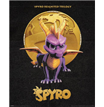 Poster Spyro the Dragon 340303