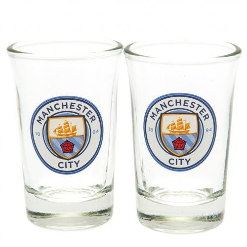 Glas Manchester City FC 340458