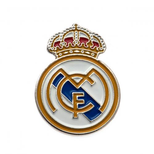 Real Madrid Brosche