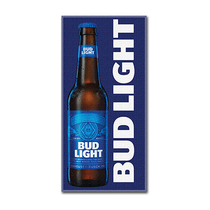 Bud Light Handtuchhalter