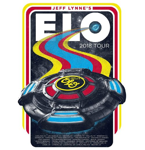Poster Electric Light Orchestra - ELO 340501
