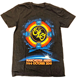 Electric Light Orchestra - ELO T-Shirt für Männer - Design: Manchester Event