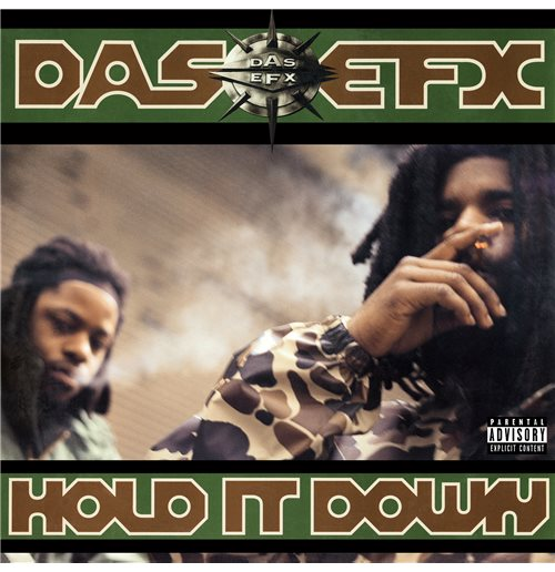 Vinyl Das Efx - Hold It Down (2 Lp) (Coloured)